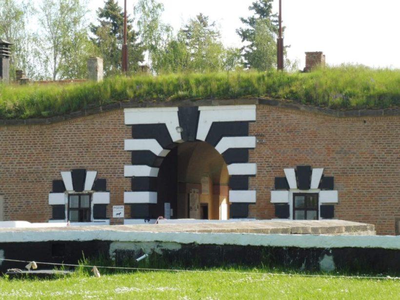 Terezín – Malá pevnost
