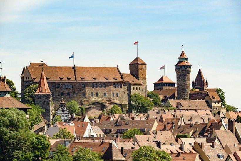 Norimberk – město